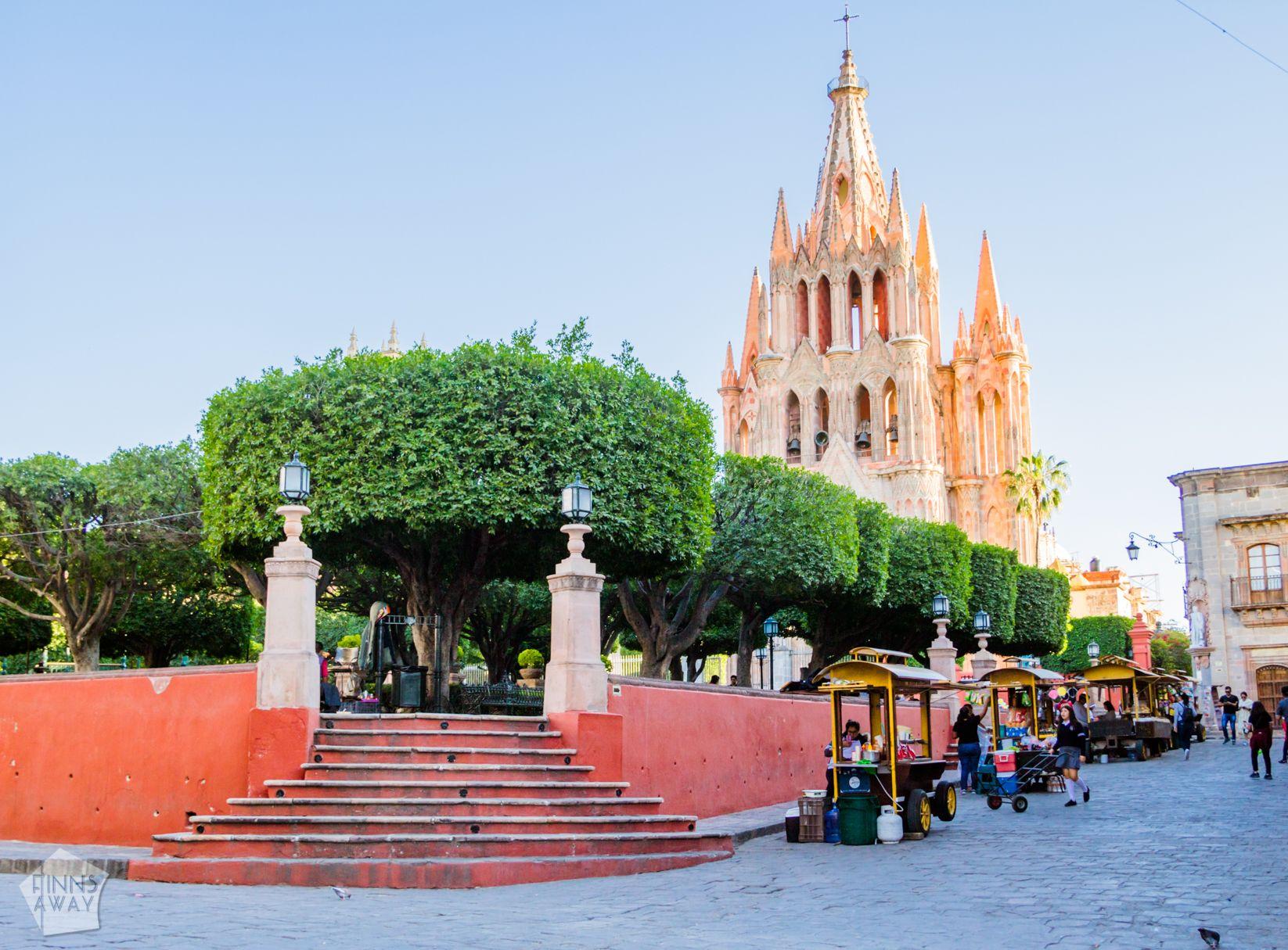 El Jardín, San Miguel de Allende | FinnsAway Travel Blog