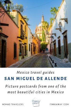 San Miguel de Allende | FinnsAway Travel Blog