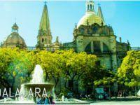 sightseeing Guadalajara, Mexico
