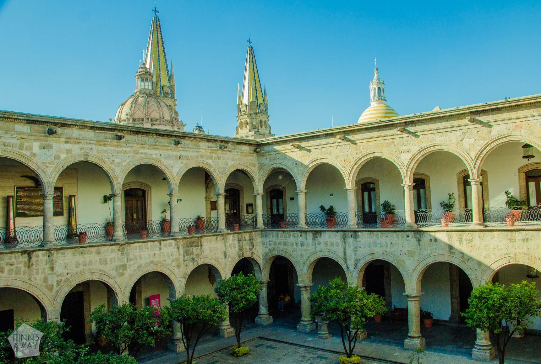 Governmental Palace   Guadalajara, Jalisco, Mexico   FinnsAway Travel Blog