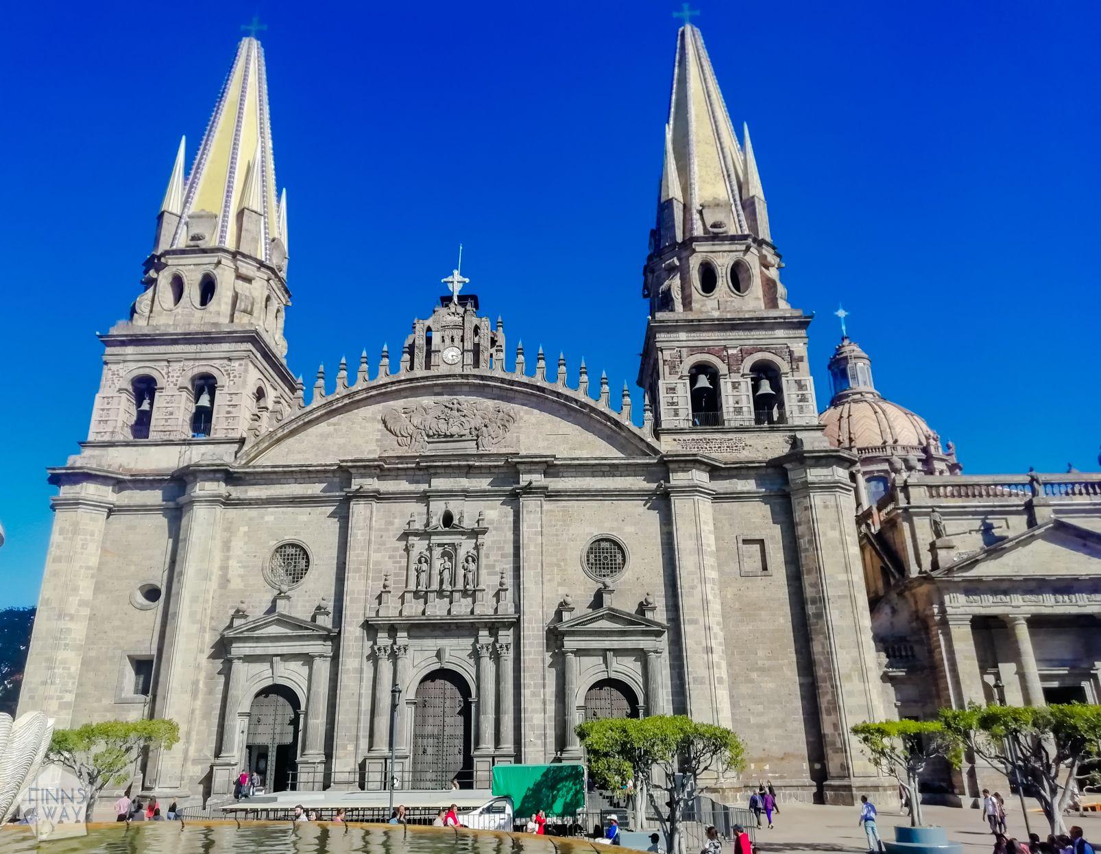 Catedral de Guadalajara   Guadalajara, Jalisco, Mexico   FinnsAway Travel Blog