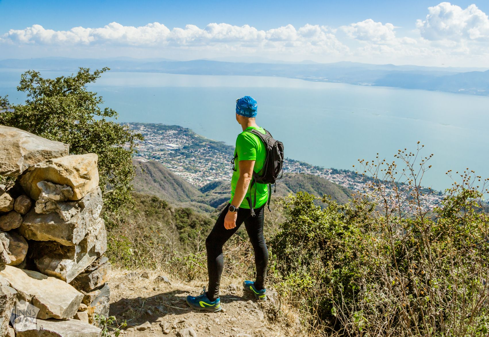 Hikinh in Ajijic, Lake Chapala, Mexico | FinnsAway travel blog