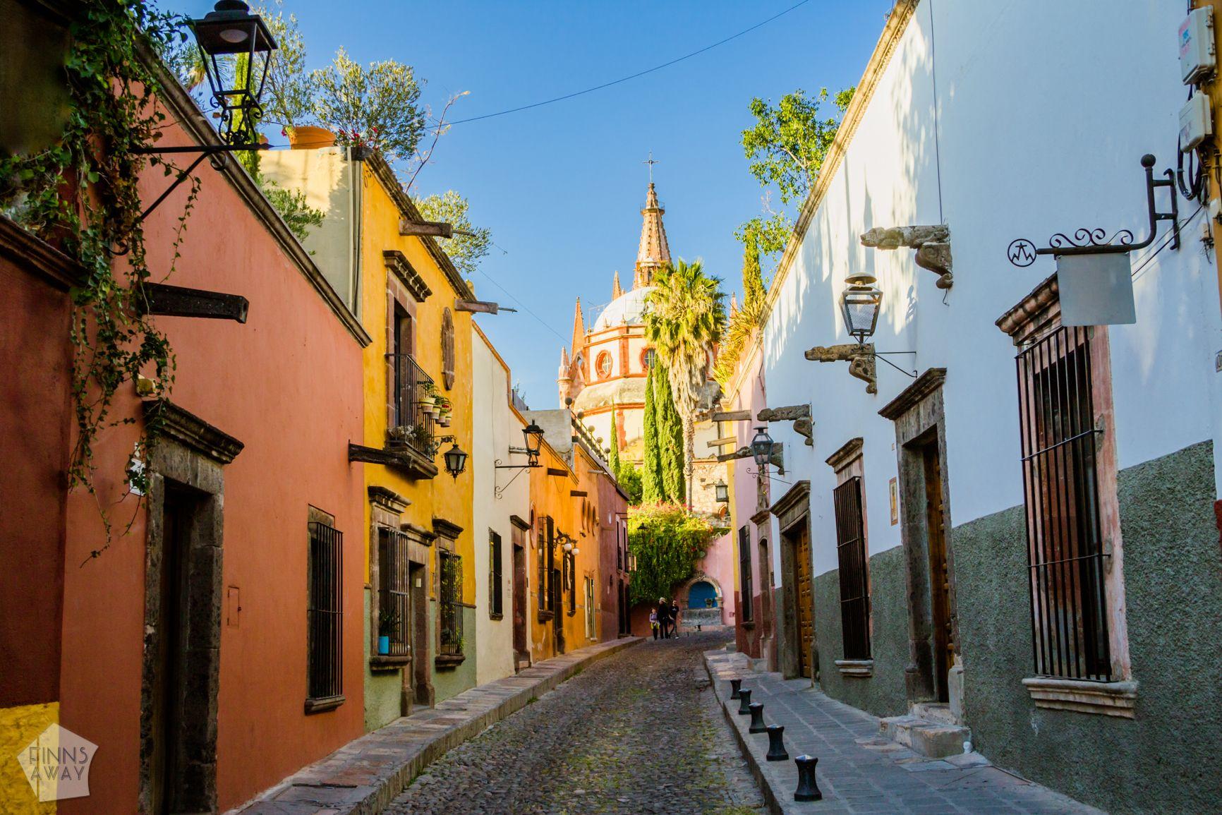 San Miguel de Allende, Guanajuato, Mexico | FinnsAway Travel Blog
