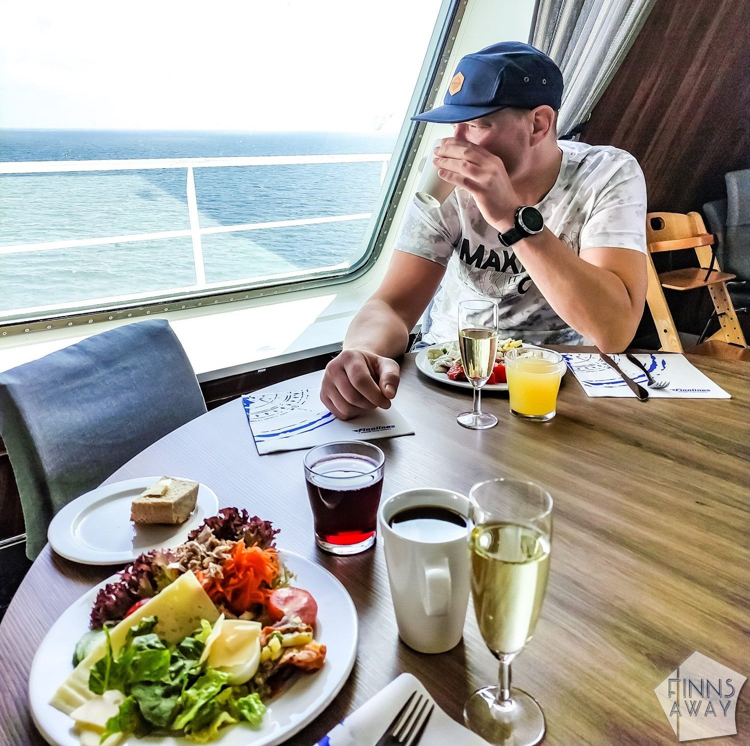 Crossing the Baltic Sea with Finnlines from Travemünde in Germany to Helsinki in Finland   FinnsAway Travel Blog