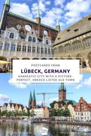 Postcards from Lübeck, Germany   FinnsAway Travel Blog