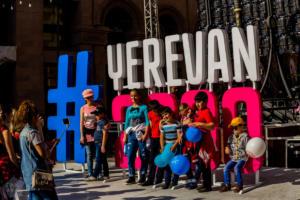 Yerevan 2800, a colorful city festival | FinnsAway Travel Blog