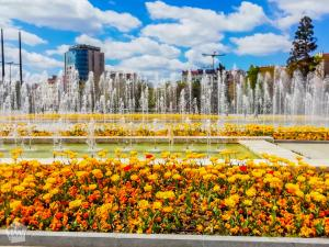 Park National Palace of Culture | City guide to Sofia | FinnsAway Travel Blog