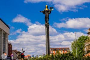 Saint Sofia Monument | City guide to Sofia | FinnsAway Travel Blog