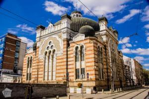 Sofia Synagogue | City guide to Sofia | FinnsAway Travel Blog