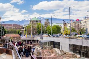 Ruins of Ancient Serdica | City guide to Sofia | FinnsAway Travel Blog