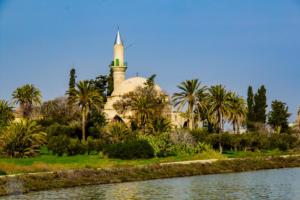 Hala Sultan Tekke | Larnaka Cyprus FinnsAway blog