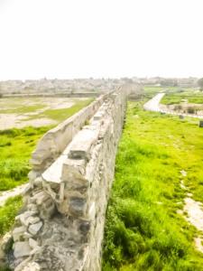 The Old Aqueduct in Larnaca Cyprus | FinnsAway blog