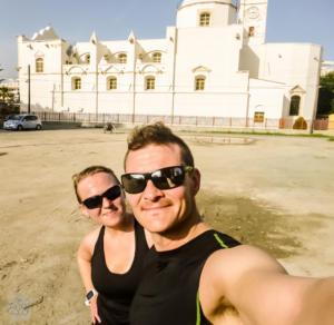 Jogging nomads Larnaca Cyprus | FinnsAway blog