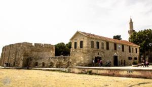 Larnaca Castle Larnaca Cyprus | FinnsAway blog