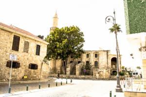 Djami Kebir Mosque Larnaca Cyprus | FinnsAway blog