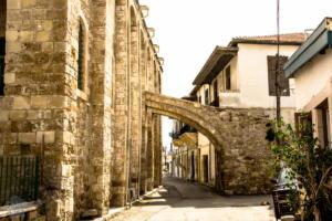 Larnaca old town Larnaca Cyprus | FinnsAway blog
