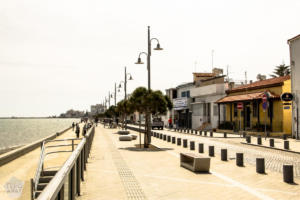 From along the coastal walkaway Larnaca Cyprus | FinnsAway blog