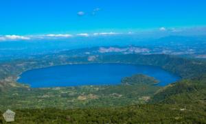 Lake Coatepeque | Hiking Santa Ana Volcano in El Salvador | FinnsAway Travel Blog
