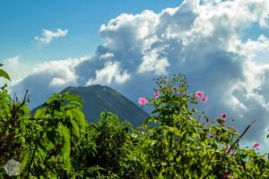Izalco from Cerro Verde | Hiking Santa Ana Volcano in El Salvador | FinnsAway Travel Blog