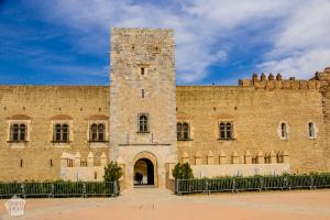 Exploring the historical, medieval city of Perpignan and the Palace of the Kings of Majorca | FinnsAway Travel Blog