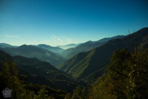 Mountainous inland Adjara in Georgia is home to beautiful nature and small rural mountain villages. We visited Khulo and took a cable car ride to tiny Tago, where you can also trek along marked hiking trails. | FinnsAway Travel Blog
