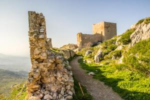 Acrocorinth | Traveling in Peloponnese