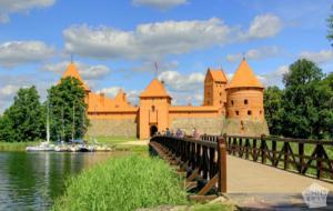 Trakai Castle | Trakai in Lithuania – castles, Karaim culture and nature | FinnsAway Travel Blog