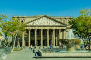 Teatro Degollado, Guadalajara, Jalisco, Mexico   FinnsAway Travel Blog