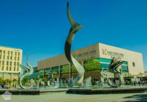 Inmolación a Quetzalcóatl sculpture, Guadalajara, Jalisco, Mexico   FinnsAway Travel Blog