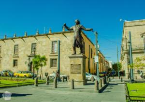 Liberation Square, Guadalajara, Jalisco, Mexico   FinnsAway Travel Blog