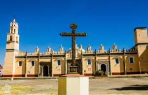 San Gabriel Franciscan Convent, Cholula | Mexico | FinnsAway Travel Blog