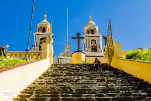 Shrine of Our Lady of Remedies church, Cholula | Mexico | FinnsAway Travel Blog