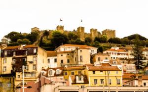 Castelo de S. Jorge, Lisbon