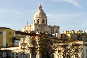 Church of Santa Englracia, Lisbon