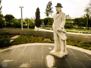 Parque dos Poetas in Oeiras
