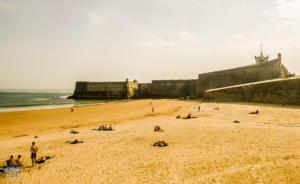Fort of São Julião da Barra near Paco de Arcos