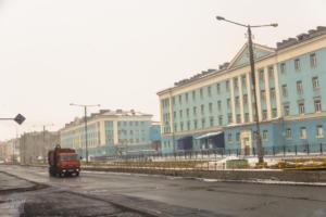 Streets of Norilsk