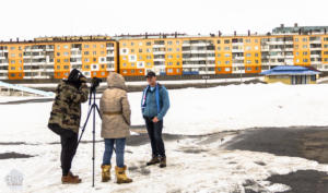 Interviewed by the Euronews