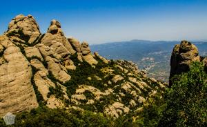 Peaks of Montserrat | Hiking in Montserrat Mountain Nature Park, Catalonia Spain. | FinnsAway Nomad Travels