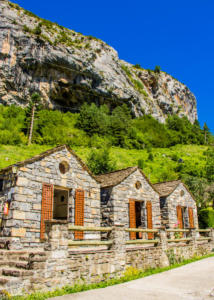 Camping-Bungalows San Anton | Ordesa and Monte Perdido National Park | Hiking and camping in Ordesa Valley, Spain | FinnsAway Travel Blog